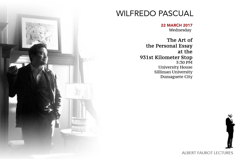 palanca winning filipino american writer to talk on the art of the palanca winning filipino american writer to talk on the art of the filipino essay