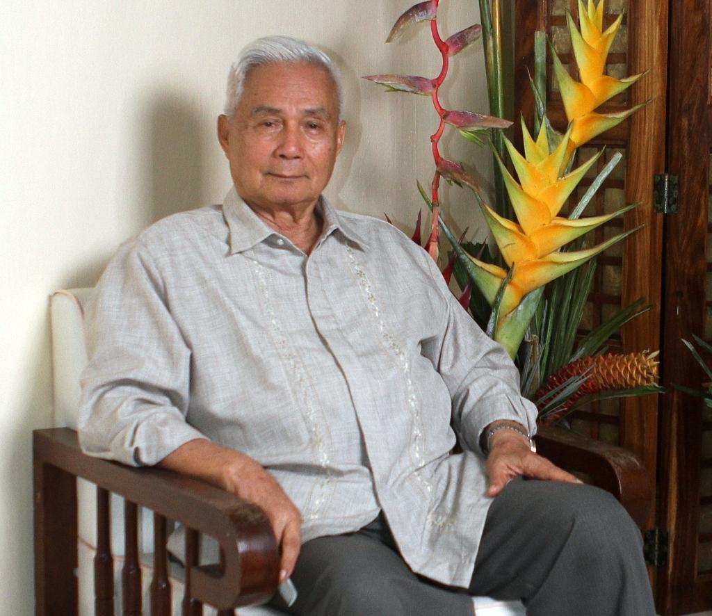 Professor Emeritus Dr Alcala Named Asean Biodiversity